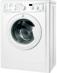 Indesit IWUD 41252 C ECO EU Elöltöltős mosógép A++