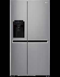 LG GSL761PZUZ Side by Side hűtőszekrény A++