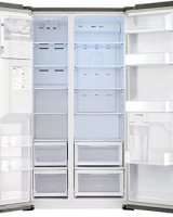 LG GS9366PZYZL Side by Side Hűtőszekrény, hűtőgép