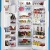 Whirlpool ART 732 Side by side hűtőszekrény (Használt)