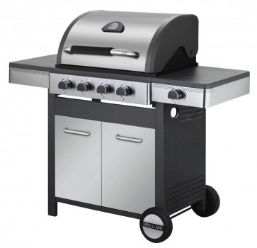 GrillMe Sydney 4 Deluxe Gázgrill