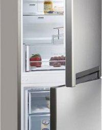 Bauknecht KGNFI 186 A3+ IN kombinált alulfagyasztós hűtőszekrény
