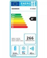 Heinner HC-H292A+ Új Szépséghibás Kombinált Hűtőgép