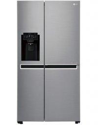 LG GSL760PZXV Új Szépséghibás A+ , NoFrost Side By Side Hűtőszekrény